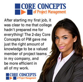 Core Concepts of Project Management