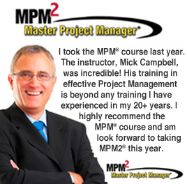 MPM2® - Master Project Manager 2