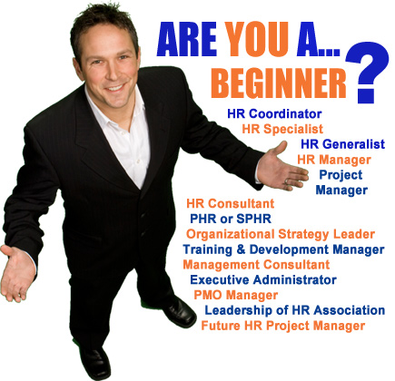 PMRG Core Concepts of HR Project Management - Who should attend