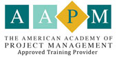 PMRG - Partners with American Association of Project Management (AAPM)